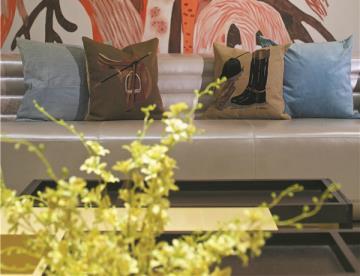 230㎡典雅生活追求文化品位 简约别墅住宅