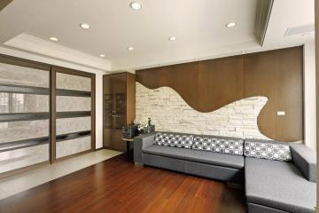 330㎡别墅高雅而不俗 混搭雅致空间设计