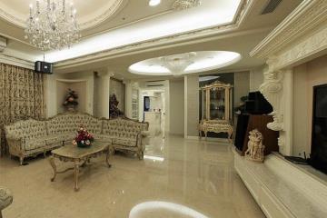 231㎡低调的质感品位 艺术装饰古典豪宅