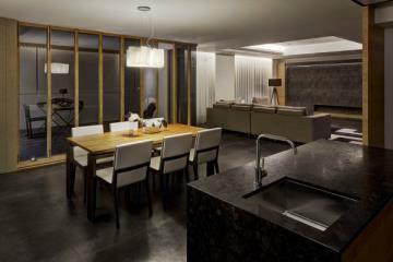 280㎡令人向往 温馨别墅住宅空间设计