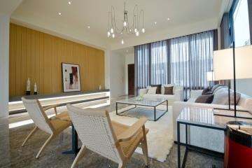 330㎡别墅明净清爽的日式家装 充满自然气息