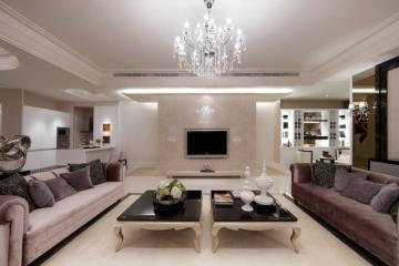 350㎡含蓄精致的古典别墅 弥新的经典空间
