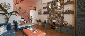 160㎡异国浓情 地中海风格复式住宅