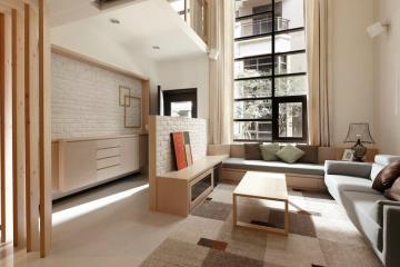 313㎡别墅 功能性和极简主义相互结合