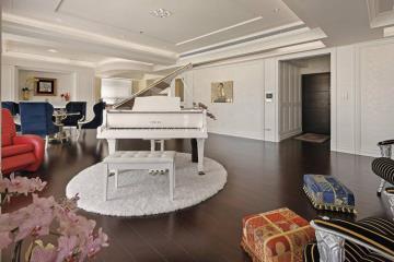 211㎡奢华大气家居氛围 新古典浪漫别墅