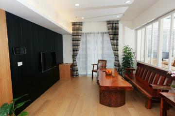 89㎡两居打造完美的单身公寓