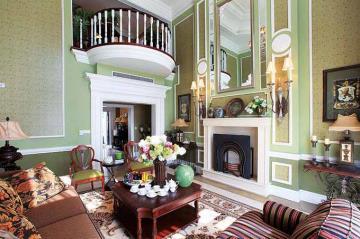 新古典主义别墅设计图大全