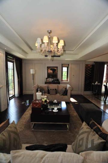 新古典主义别墅装修设计案例
