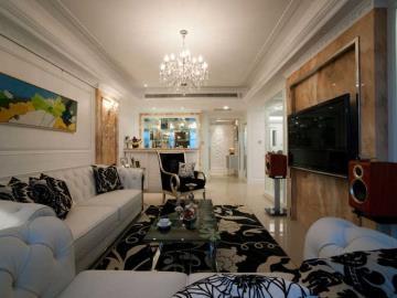 2017新古典三居室装修案例
