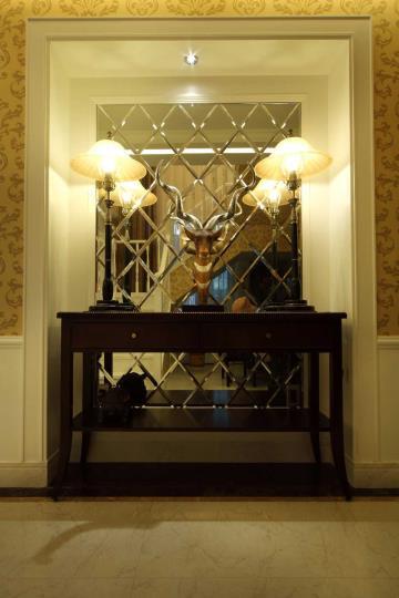 98平米清新新古典风格别墅装修案例欣赏