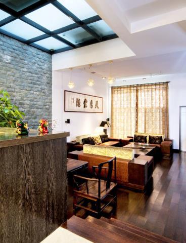 时尚新中式别墅 文化元素的沉淀