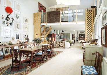精美别致的现代LOFT风格公寓