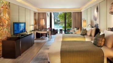 彰显独特品味 泰国凯宾斯基暹罗酒店