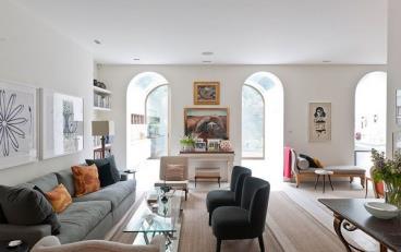 崇尚家的温馨 不同风格概念设计客厅