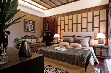 东南亚风情别墅 散发淡淡温馨