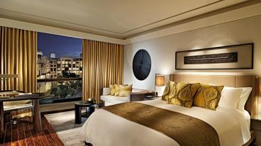 最美好的时光 曼谷暹罗凯宾斯基酒店