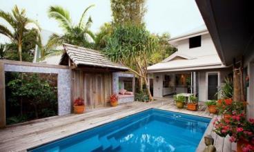 异域风情海边度假别墅装修设计