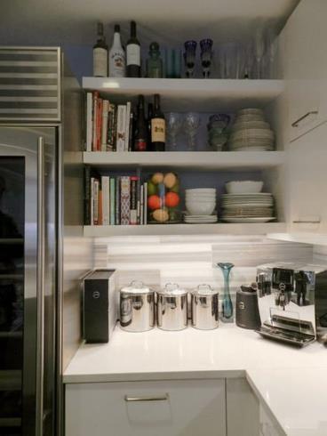 纽约65平方米酒店公寓风格单身公寓