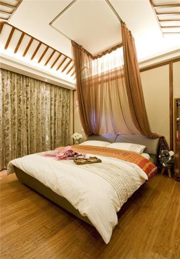 韵味沉静之美 优美中式家