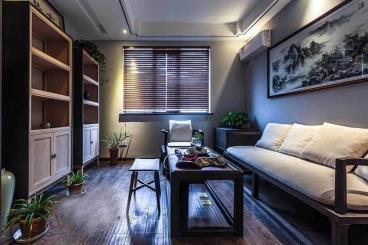 文艺范 中式三居家装