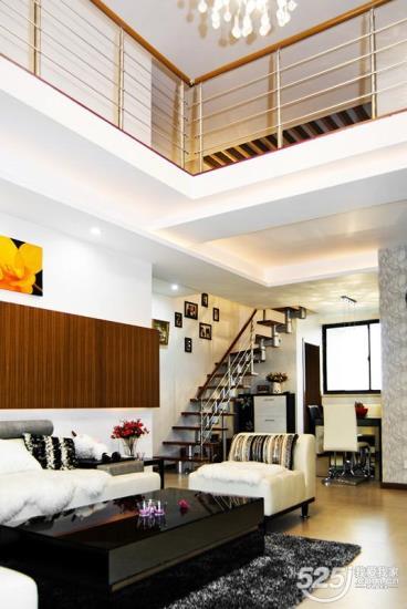 现代时尚风格家居装修设计实景照片