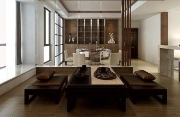 中式风格-四居室