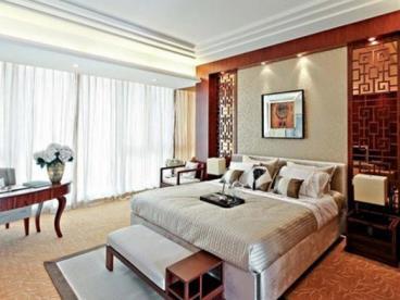 现代与传统元素相结合的中式古典家装