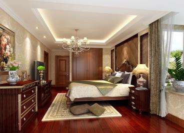 完美演绎 120平米古典四居室