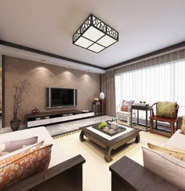 新中式格调打造舒适温暖质感家居