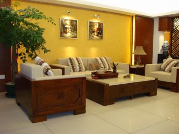 典雅庄重 160平新中式风格四居室