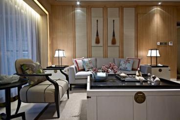传统与时尚的碰撞 新中式诠释现代家居