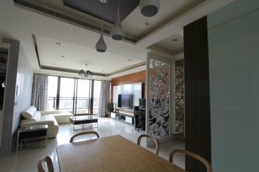 现代风格 165平方米四居室