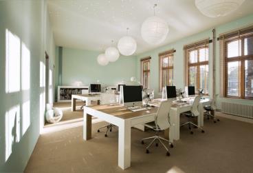 别人家的办公室系列之德国创意公司