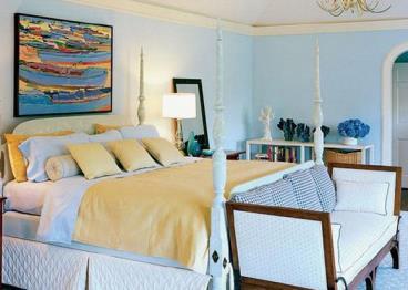 浓郁的地中海风情 享受自然舒适的家