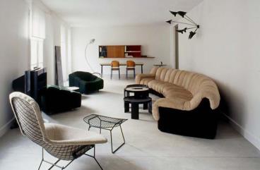 精致的现代风百平公寓