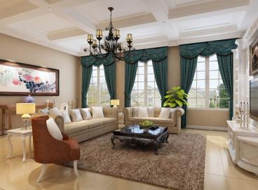 自然环保的家装设计好似美丽的城堡