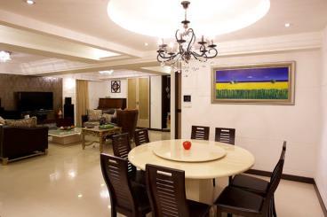 新古典风格 198平方米大户住宅