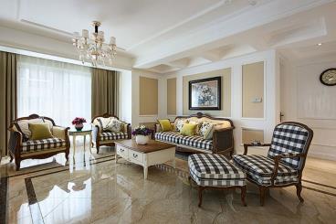 浪漫欧式时光印记 四室两厅