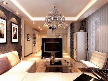 新古典风格 张永刚住宅实景图