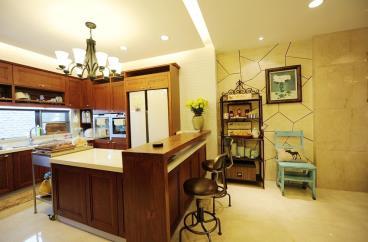 清新美式别墅设计