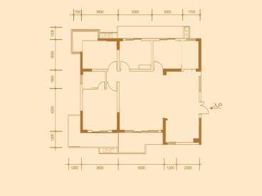 城市优盘-新古典欧式-四居室