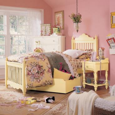 超萌儿童家具 实现公主梦
