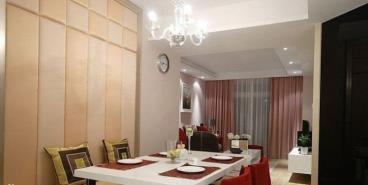 素雅色调柔和家居装修 简洁而现代