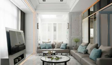 优雅、柔美的新古典宅