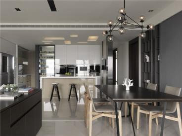 嘿  听说你喜欢黑白灰的家居设计?
