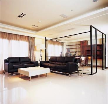 给人豁然开朗之感设计 极简的居家生活