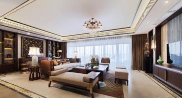 东南亚风格美宅 稳重大方又时尚