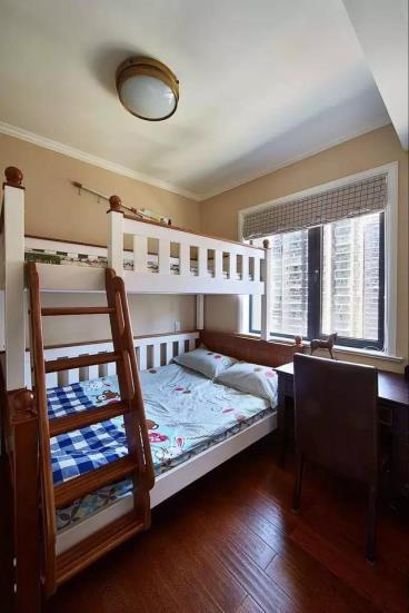 131㎡美式风格三居室