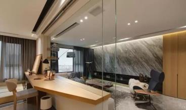 110平米现代风格大两居