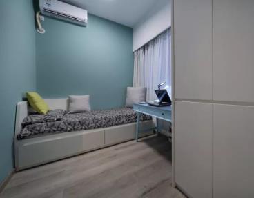89㎡现代简约三居室